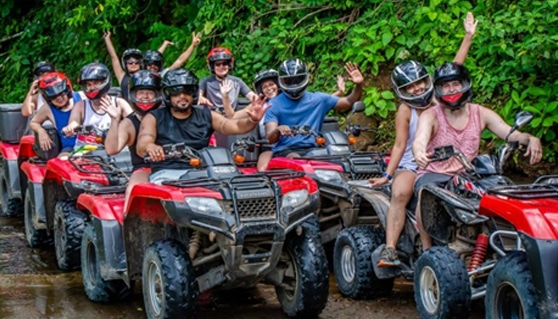 Atv Tour in Manuel Antonio
