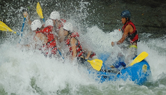 Manuel Antonio Savegre River Rafting