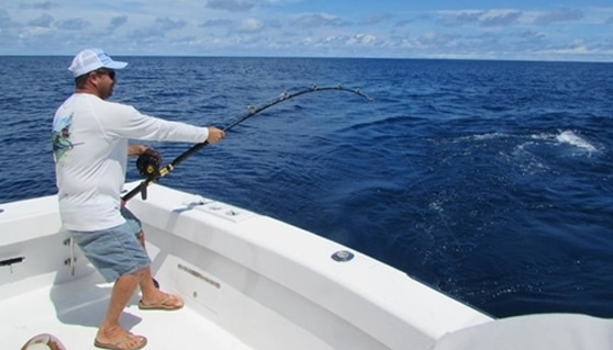 Sportfishing tours in Manuel Antonio
